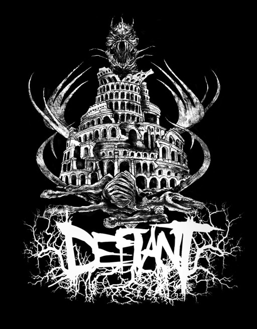 Defiant T-shirt Design